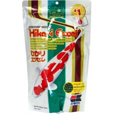 Saki-Hikari Excel - 17.6 oz - Medium Floating Pellet