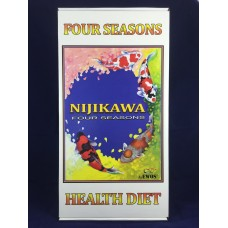 NIJIKAWA by EWOS KOI FOOD--Four Seasons-15 LB Bag