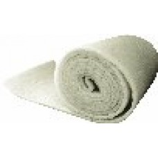 56 inch x 15' Coarse Bulk Filter Media - Cream color