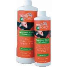 Barley Straw Extract and Pond Bacteria - 32 oz - Pond Force