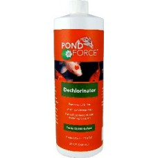 Dechlorinator - 32 oz - Pond Force