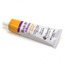 2.8 oz Black - Atlantic Silicone Sealant