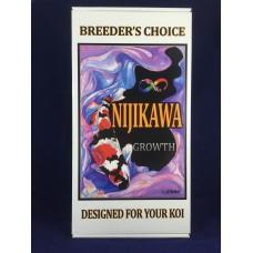 NIJIKAWA by EWOS KOI FOOD--Growth-15 LB Bag