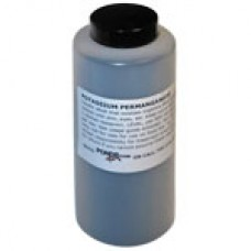 Potassium Permanganate - 1 lb Treats 12,000 Gallons 3X. For Plant dips, use 1/4 teaspoon per 2 gallons of water. Leave Plants in for 3-5 Mins.