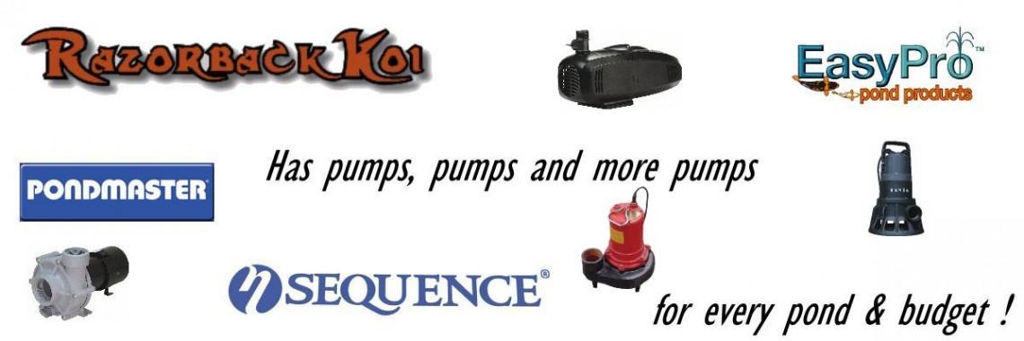 Razor pumps